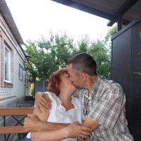 Поцелуй. :: Евгения Мельникова