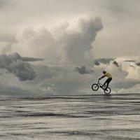 Прогулки в облаках-3 :: Алексей Некрасов