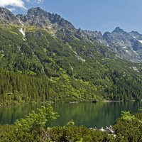 Lake Morske Oko :: Roman Ilnytskyi