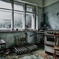 Ужасы старого санатория :: Стил Франс