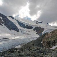 ледник Большой Актру :: Дмитрий Кучеров