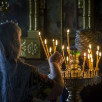 в церкви :: Василий Либко