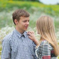 Настя и Женя :: Igor Fursov