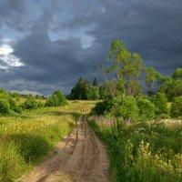 Дорога в Загорье :: Валерий Талашов