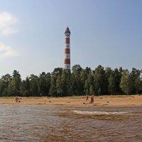Осиновецкий маяк :: Светлана Дмитриева