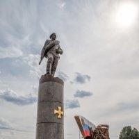 Мемориал Героям Первой Мировой войны :: Павел Myth Буканов