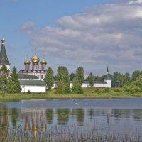 Валдайский Иверский Богородицкий Святоозерский монастырь :: Petr Popov