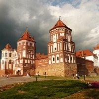 Мирской замок.Минск :: Galina Belugina
