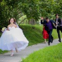 Сбежавшая невеста - сезон 2014 :: Виталий Левшов