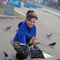 голубка :: IRINA DOROFII