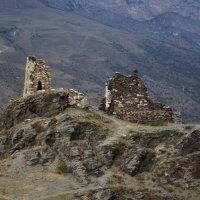 Старые башни. Куртатинское ущелье. :: Andrad59 -----
