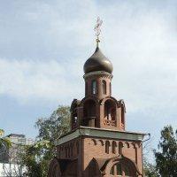 Храм-часовня Пантелеимона Целителя при Инфекционной клинической больнице N 2 :: Александр Качалин