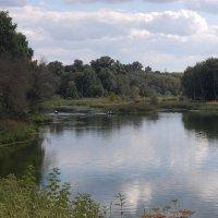 Вид на реку Сестру :: Александр Буянов