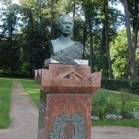 Памятник князю Вяземскому :: Александр Буянов