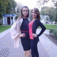Молодые и красивые. :: Евгения Мельникова