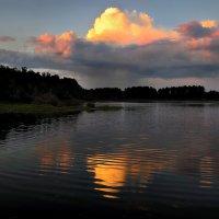 Закатная гроза... :: Андрей Войцехов
