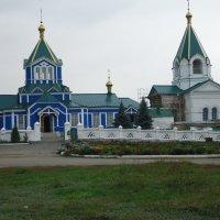храм в Артемовске :: Николай Рылик
