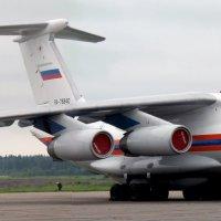 Ил-76 ТД МЧС России :: Александр Силков