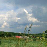 Хорошо в деревне летом... :: Евгений Юрков