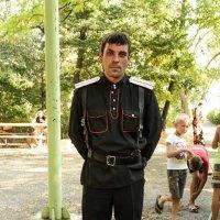 Портрет казака :: Константин Бобинский