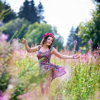 ♥♥♥ Lovely in the nature ♥♥♥ :: Alex Lipchansky