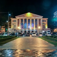 Грузинский батумский театр имени И. Чавчавадзе :: Anastasia M