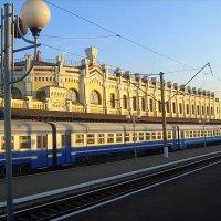 Казатин-железнодорожный вокзал. :: Валентина ツ ღ✿ღ