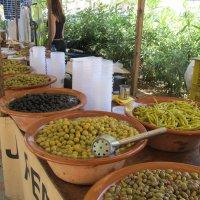Рынок в г.Пагуэра (Испания) :: Наталья