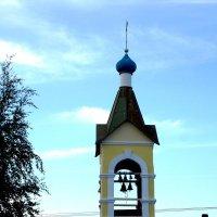 1.Колокольня маленькой церкви. :: Фотогруппа Весна.