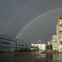 Радужный мост :: Эля Харрасова