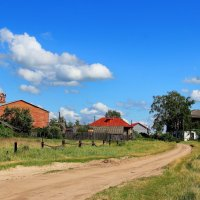 Задворки сельские России... :: Лесо-Вед (Баранов)