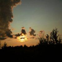 Небесный разговор :: Mary Коллар