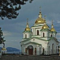 Церковь Святого Архистратига Михаила :: Алена и Денис Щитовы