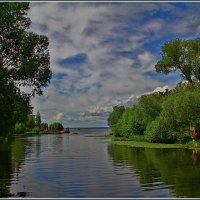 переславский пейзаж :: Дмитрий Анцыферов
