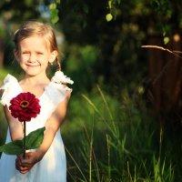 На возьми любовь мою, мне не жалко! :: Анна Бойцова