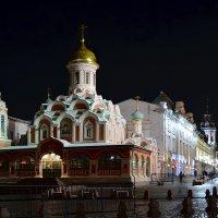 Ночная Москва. :: Oleg4618 Шутченко