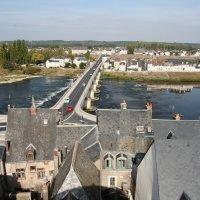 Мост через Луару :: Елена Даньшина