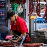 А любите ли вы колбаски? :: Андрей Пашков