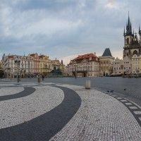 Утро в Праге :: Андрей Пашков