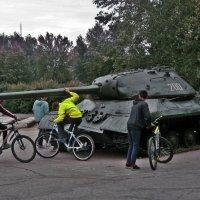 Четыре танкиста... :: muh5257
