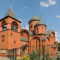 Церковь Николая Чудотворца в Отрадном :: Александр Качалин