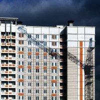 Призрак жилищного строительства :: Eugene *