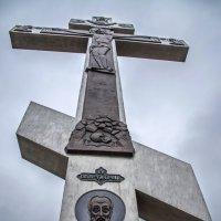 Царский крест 10 м 65 см :: Ринат Валиев