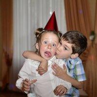 Детский праздник :: Ольга Морачёва