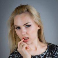 Блондинка :: Ольга Морачёва