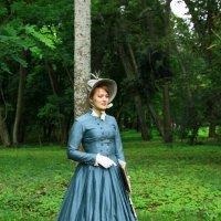 Прогулка по парку :: Карпухин Сергей