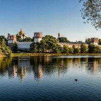 Новодевичий монастырь :: Вадим Жирков