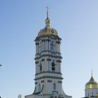 Колокольня Почаевской лавры :: Elena Izotova