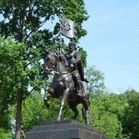 Памятник Дмитрию Донскому. :: Oleg4618 Шутченко