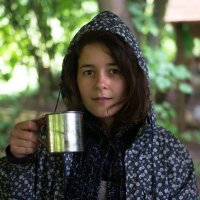 """""""Крепкий утренний чай..."""" :: Николай Ахе"""